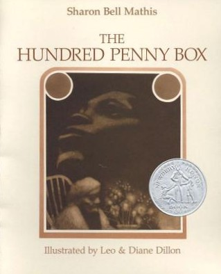 Book Cover The Hundred Penny Box (Picture Puffin Books) by Sharon Bell Mathis