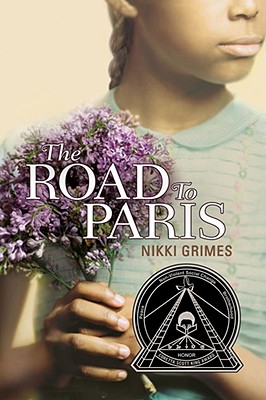 Book Cover The Road to Paris by Nikki Grimes