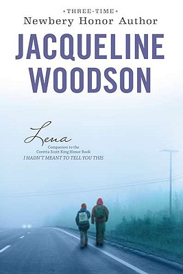 Book Cover Lena by Jacqueline Woodson