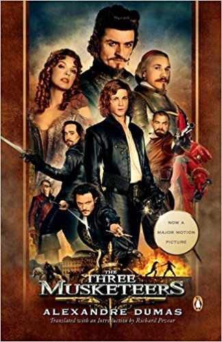 Click for more detail about The Three Musketeers by Alexandre Dumas