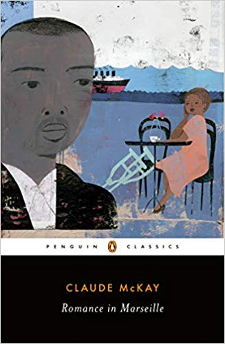 Book Cover Romance in Marseille by Claude McKay