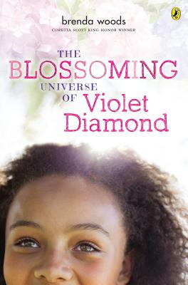 Click for more detail about The Blossoming Universe of Violet Diamond by Brenda Woods