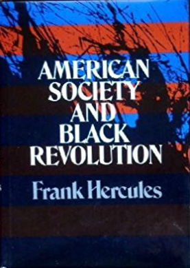 Click for more detail about American society and Black revolution by Frank Hercules