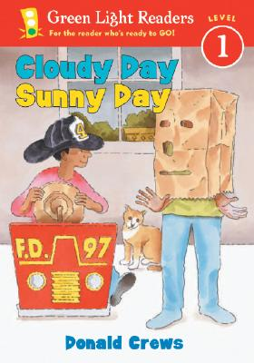 Book Cover Cloudy Day Sunny Day (1-Simul) by Donald Crews