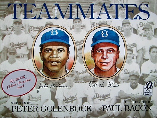Click for more detail about Teammates by Peter Golenbock