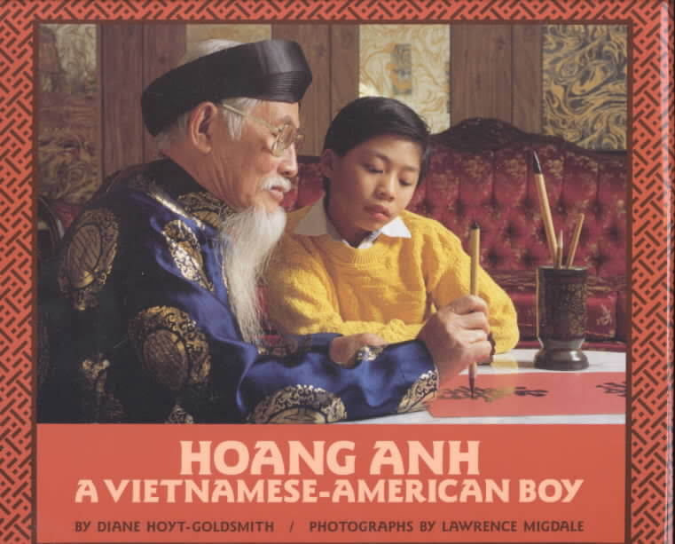 Click for more detail about Hoang Anh A Vietnamese-American Boy by Diane Hoyt-Goldsmith