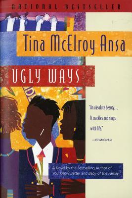 Book Cover Ugly Ways by Tina McElroy Ansa