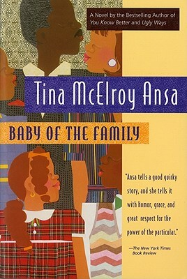 Book Cover Baby of the Family by Tina McElroy Ansa