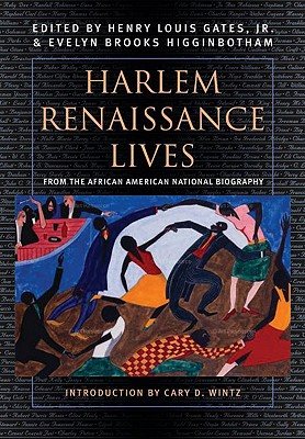 Book Cover Harlem Renaissance Lives: From the African American National Biography by Henry Louis Gates, Jr. and Evelyn Brooks Higginbotham
