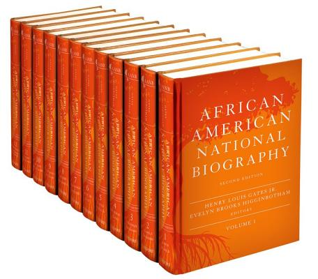 Book Cover African American National Biography (Revised) by Henry Louis Gates, Jr. and Evelyn Brooks Higginbotham