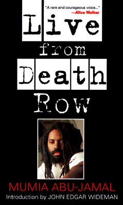 Book Cover Live From Death Row by Mumia Abu-Jamal