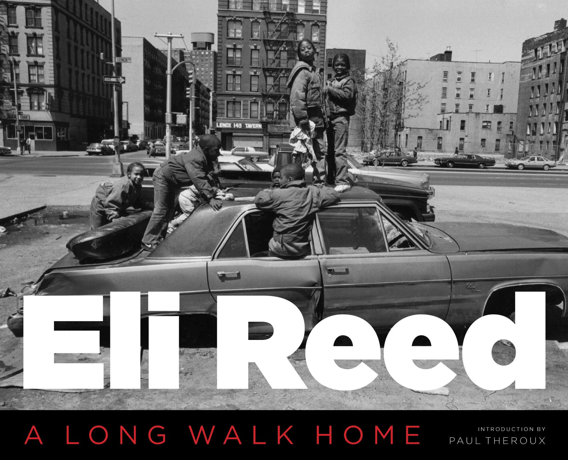 Click for more detail about Eli Reed: A Long Walk Home by Eli Reed