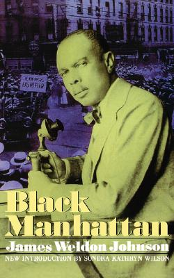 Click for more detail about Black Manhattan by James Weldon Johnson
