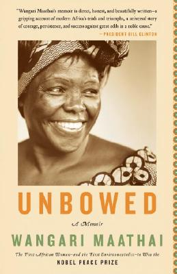 Click for a larger image of Unbowed: A Memoir