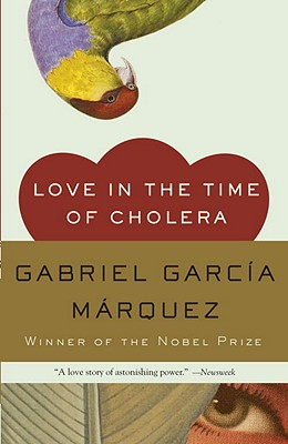 Click for more detail about Love in the Time of Cholera by Gabriel Garcia Marquez