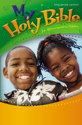 Click for a larger image of My Holy Bible For African-American Children, Kjv