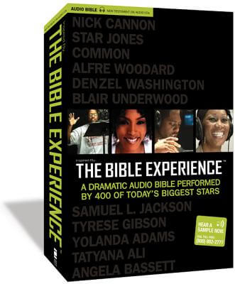 Click for a larger image of Inspired By… The Bible Experience: New Testament