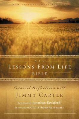 Click for more detail about Niv Lessons From Life Bible: Personal Reflections With Jimmy Carter by Jimmy Carter