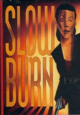Click for a larger image of Slow Burn: A Marti Macalister Mystery
