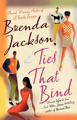 Book Cover Ties That Bind: A Novel by Brenda Jackson