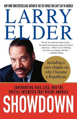 Book Cover Showdown: Confronting Bias, Lies, and the Special Interests That Divide America by Larry Elder