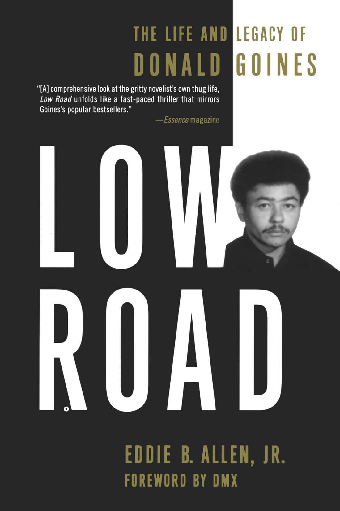 Click for more detail about Low Road: The Life and Legacy of Donald Goines by Eddie B. Allen