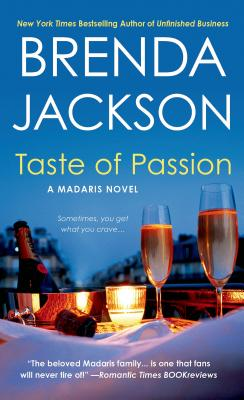 Book Cover Taste of Passion (Madaris Family Novels) by Brenda Jackson