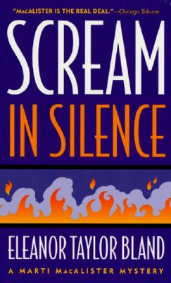 Click for a larger image of Scream in Silence (Marti MacAlister Mysteries)