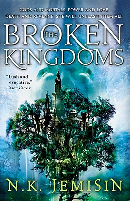Click for more detail about The Broken Kingdoms (The Inheritance Trilogy) by N. K. Jemisin