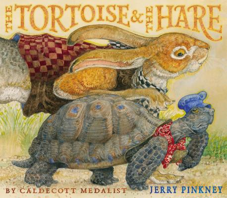 Click for more detail about The Tortoise & the Hare by Jerry Pinkney