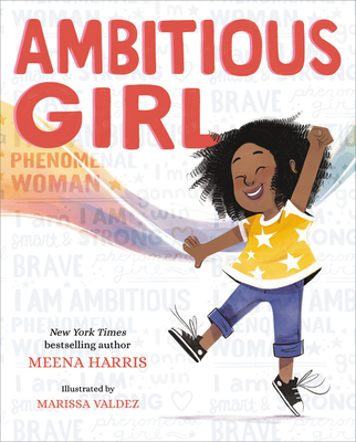 Book Cover Ambitious Girl by Meena Harris
