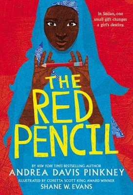 Click for more detail about The Red Pencil by Andrea Davis Pinkney