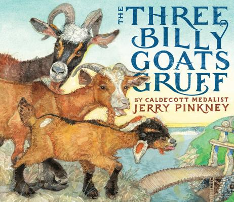 Click for more detail about The Three Billy Goats Gruff by Jerry Pinkney