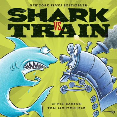Click for more detail about Shark vs. Train by Chris Barton