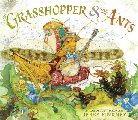 Click for more detail about The Grasshopper & the Ants by Jerry Pinkney