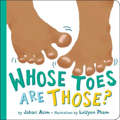 Click for a larger image of Whose Toes are Those?