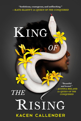 Click for more detail about King of the Rising by Kacen Callender