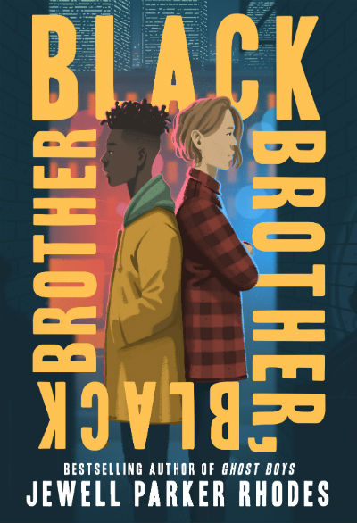 Book Cover Black Brother, Black Brother by Jewell Parker Rhodes