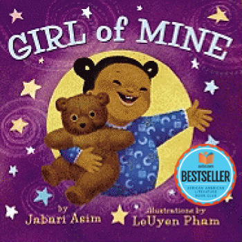 Click for more detail about Girl of Mine by Jabari Asim