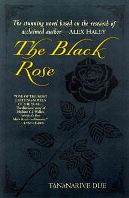 Click for a larger image of The Black Rose