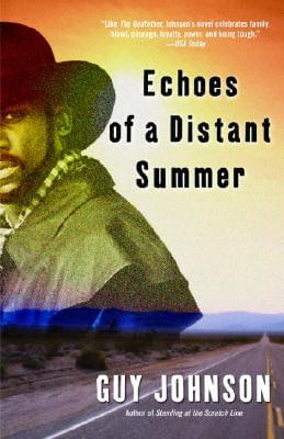 Book cover of Echoes of a Distant Summer by Guy Johnson