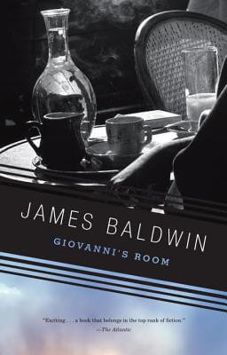 Book cover of Giovanni's Room  by James Baldwin