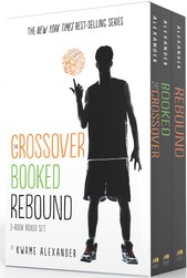 Book Cover The Crossover Series Boxed Set by Kwame Alexander