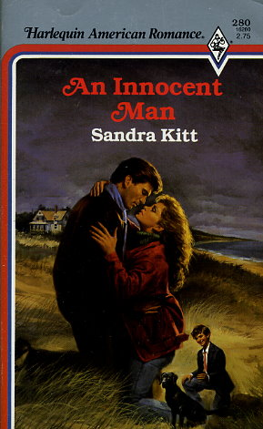 Book Cover An Innocent Man by Sandra Kitt