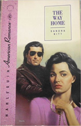 Book Cover The Way Home (American Romance, No 327) by Sandra Kitt
