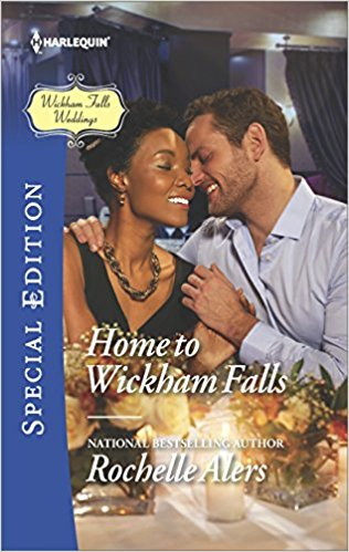 Click for more detail about Home to Wickham Falls (Wickham Falls Weddings) by Rochelle Alers