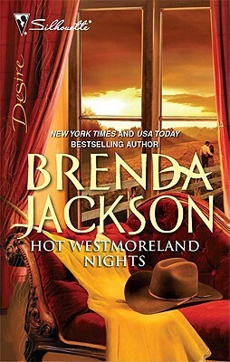 Book Cover Hot Westmoreland Nights (Silhouette Desire) by Brenda Jackson