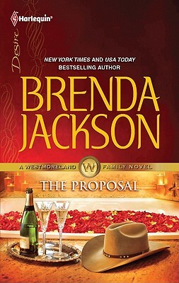 Book Cover The Proposal by Brenda Jackson