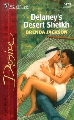 Click for more detail about Delaney's Desert Sheikh by Brenda Jackson