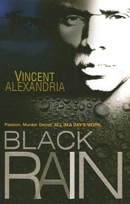 Click for more detail about Black Rain (Sepia) by Vincent Alexandria